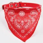 Hund Bandana Red | Hund Halsband | Hund Scarf, DiivaDog