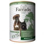 Hundmat Farrado Kanin, 100% Kanin, Våtfoder, DiivaDog