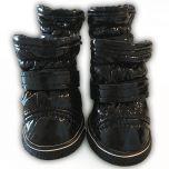 Boots New Black Hundskor   Skyddsskor för Liten Hund