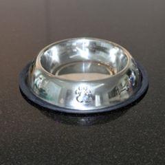 Matskål_Bergan_Metal_Silver_21cm