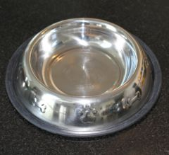 Matskål Bergan Silver 25cm