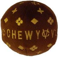 Mjukleksak Chewy Vuiton Ball