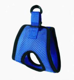 Hundens Sele | Doggie Design Blue | Step In
