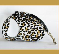 Leopardi-flexi ruskea-musta