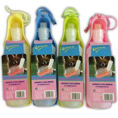 Koiran Matkajuomapullo | 500 ml | Kätevä mukaan reissuun, lenkille, autoon yms. | 4 Väriä