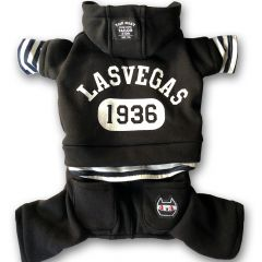Hundoverall Vegas Elastisk Jumpsuit | DiivaDog.se