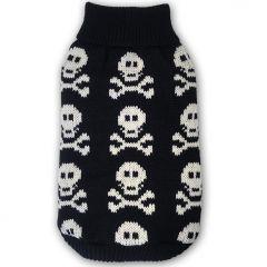 Hundjumper Serious Skulls | DiivaDog.se