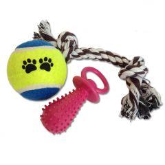 Hundleksak |Valp Leksaker |Boll, Tuggleksak och Repleksak