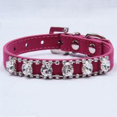 Hundhalsband Timang Dimang Pink
