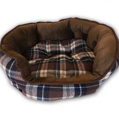Hundbädd Country Pup Weekend | Cottage Style Bädd För Din Hund från DiivaDog