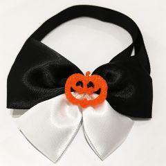 Hundfluga | Kattfluga | Halloween Bowtie Pumpkin