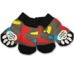 Hundstrumpor Spanish Impression S-XL | Hundsockor, Halkfria hund strumpor | 4 sockor i paket