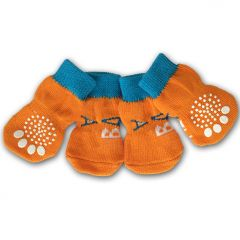 Hundstrumpor, Hundsockor Orange Ball