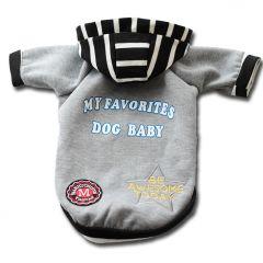 Hundkläder - Hundens hoodie för fritid, My Favorite, DiivaDog