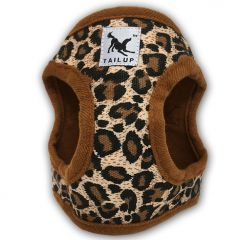 Hund Sele | Step-In-Sele Leopard