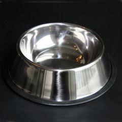 Matskål_Malaga_Silver_22cm