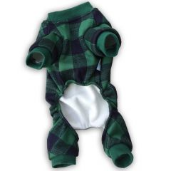 Hundjumpsuit All-Day-Pajamas | Elastisk Jumpsuit till Liten Hund | DiivaDog.se