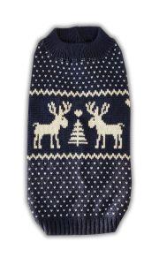 Tröja Original Reindeer Blue | Stickad Jumper