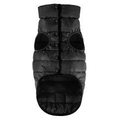Hund Väst | Airy Vest Black | Varm och Exceptionelt Lätt Vinter Väst