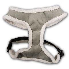 Hundens Sele | Grey Teddy | Storlek L!