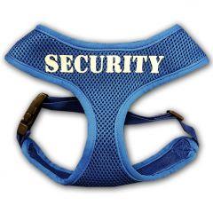 Hundens Sele | Security Blue